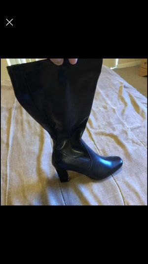 Black Woman Boots for Sale in Riverview, FL