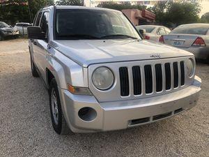 2009 Jeep Patriot for Sale in San Antonio, TX