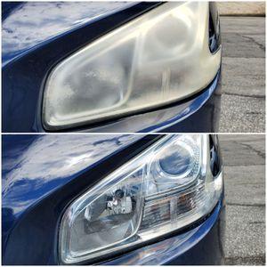 Cars elite headlight restoration for Sale in Corona, CA
