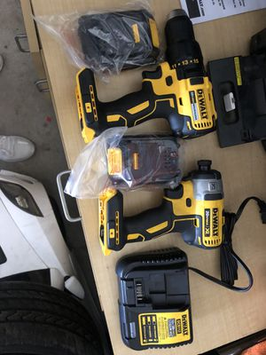 Dewalt impact and drill drive for Sale in Denver, CO