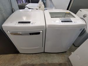 LG Washer and dryer for Sale in South Norfolk, VA