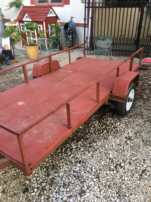 Trailer 4x10 for Sale in Houston, TX