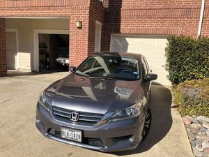2013 Honda Accord LX single owner, clean title on sale for Sale in Richardson, TX