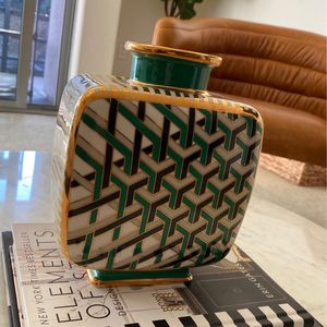 Jonathan Adler Flower Vase for Sale in Los Angeles, CA