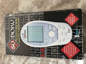 Sudoku electronic puzzle. New for Sale in Villa Park, CA