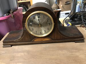 Antique 1930s Revere Telechron Chime Clock for Sale in Westminster, MD