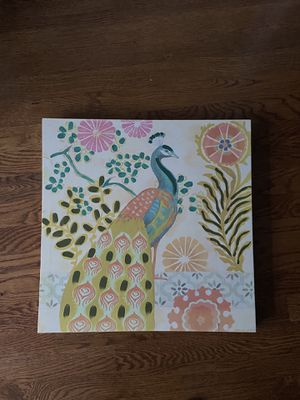 Peacock Picture for Sale in Alexandria, VA