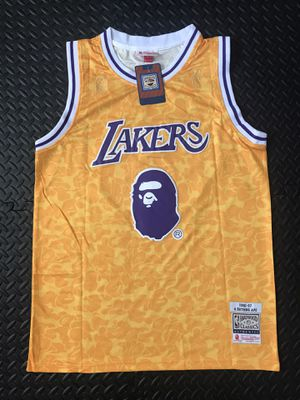 Lakers Bape for Sale in Cerritos, CA