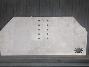 Rear plate for dump truck or flatbed for Sale in Clovis, CA