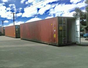 Used Containers- 40' High Cube WWT Shipping Container Storage for Sale in Worthington, OH
