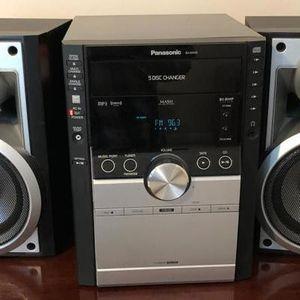 Panasonic stereo system SA-AK450 for Sale in Denver, CO