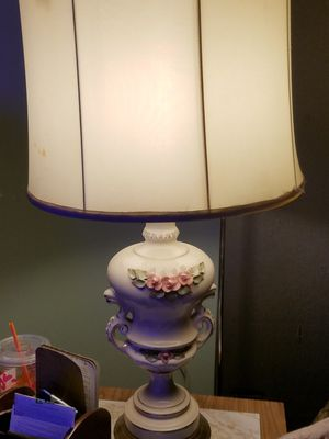 Vintage lamps all original for Sale in North Andover, MA