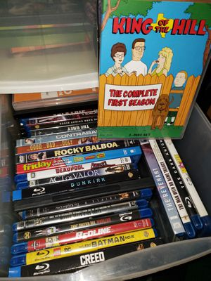 DVD'S & blurays for Sale in Severna Park, MD