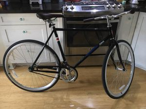 Fixed gear, custom, hand built for Sale in Soquel, CA
