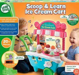 Leapfrog Icecream Cart New for Sale in Commerce,  CA