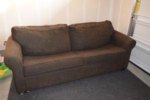 0e68e7d5d4f Sofa with a pull out bed (no mattress) for Sale in Antioch