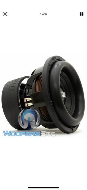 Sundown audio 12inch sub X pro 2ohm for Sale in Roseville, CA