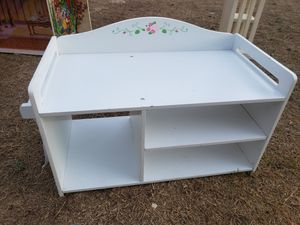 doll bed changing table for Sale in Mesa, AZ