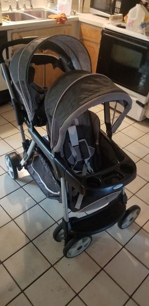 Graco double stroller for Sale in Brooksville, FL