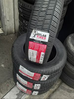 NEW 195/65/15 ATLAS TIRES SET for Sale in West Covina, CA