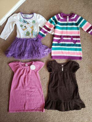 Girls sweater dresses size 3t for Sale in Phoenix, AZ
