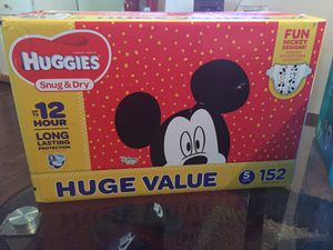 Huggies diapers size 5 for Sale in Nashville, TN
