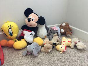 Soft toys/ infants/ kids for Sale in Franklin, TN