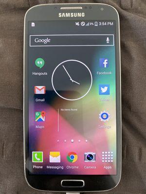 Samsung Galaxy S4 16GB unlocked for Sale in San Francisco, CA