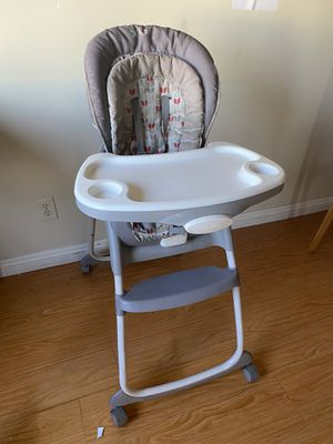 Kids high chair, stroller and wagon for Sale in Powell, OH