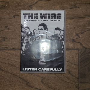 The Wire The Complete First Season for Sale in San Diego, CA