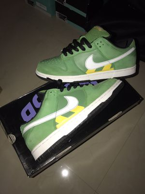 "Nike SB ""Green Taxi"" for Sale in Hialeah, FL"