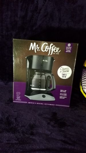 Mr coffee for Sale in Las Vegas, NV