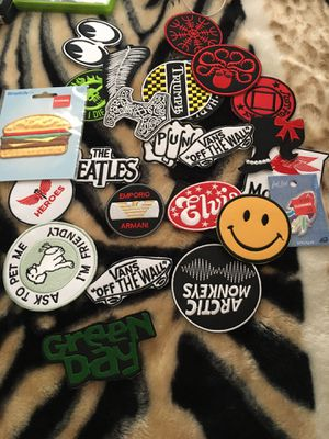 Iron on patches for Sale in Leesburg, FL