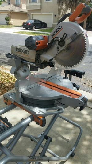 Sliding Miter Saw for Sale in Miami, FL