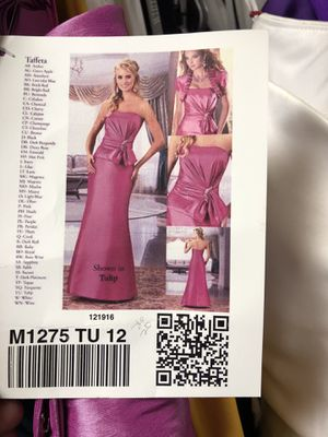 Prom/quinceañera/mother of the bride/bridesmaids dresses for Sale in Brockton, MA