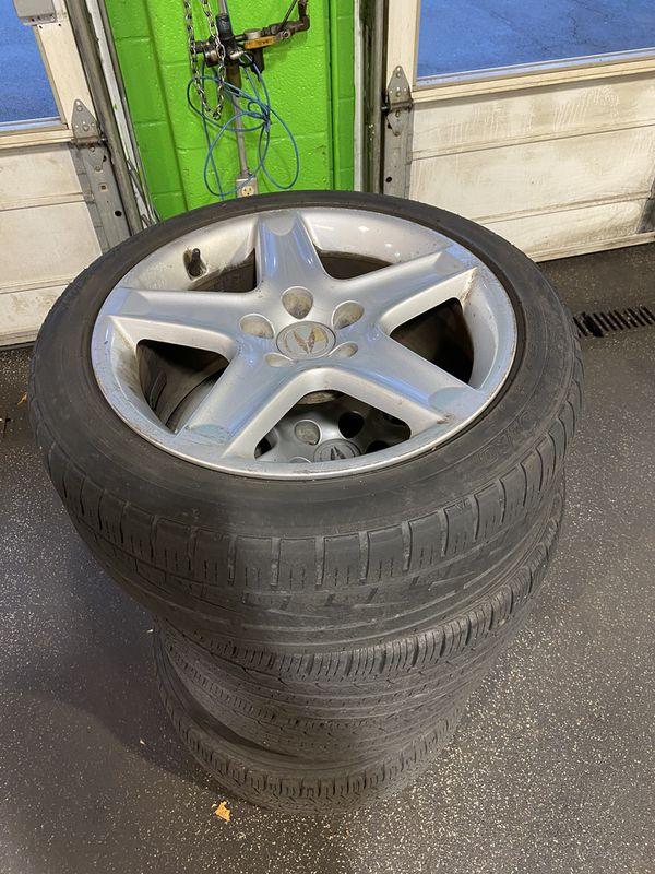 Acura wheels x4