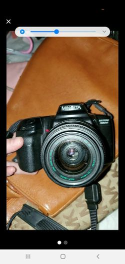 Minolta camera for Sale in Perryville,  MD