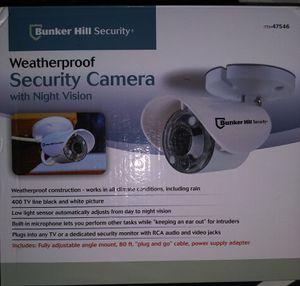 WEATHERPROOF SECURITY CAMERAS!! for Sale in Las Vegas, NV