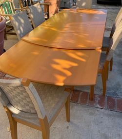 Dining Table With 6 Chairs🤩 for Sale in Baldwin Park,  CA