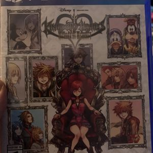 Kingdom hearts Melody of Memory PS4 for Sale in Lexington Park, MD