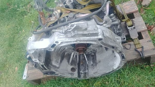 97 Ford Escort auto transmission working condition.