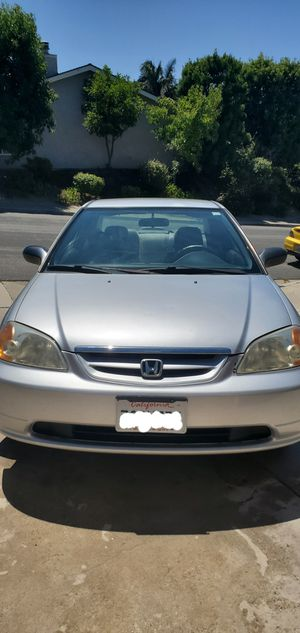 Honda civic 2001 178k miles for Sale in Laguna Beach, CA