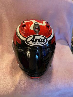 Arai motorcycle helmet for Sale in Melbourne, FL