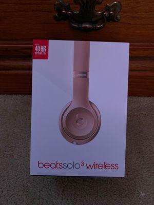 Beats solo wireless for Sale in Virginia Beach, VA