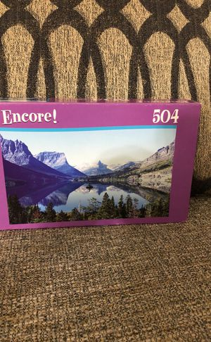 Encore! 504 Puzzle. Please see all the pictures and read the description for Sale in Falls Church, VA