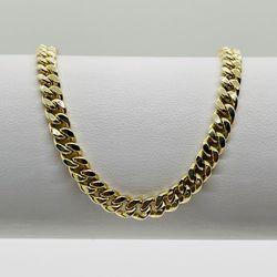 """8"""" 10k Gold Miami Cuban Bracelet for Sale in Seattle,  WA"""
