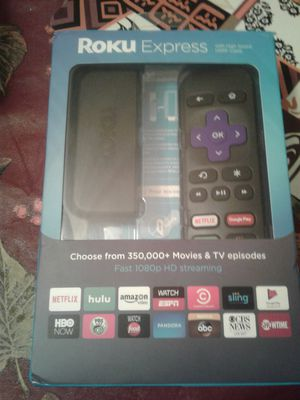 Roku express new for Sale in Jacksonville, FL