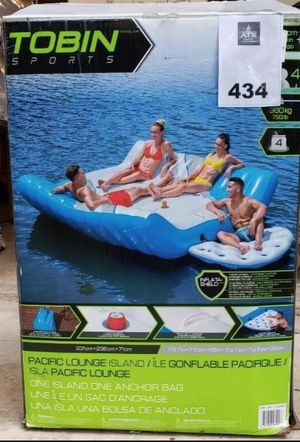 NEW 4 person inflatable raft for Sale in San Antonio, TX