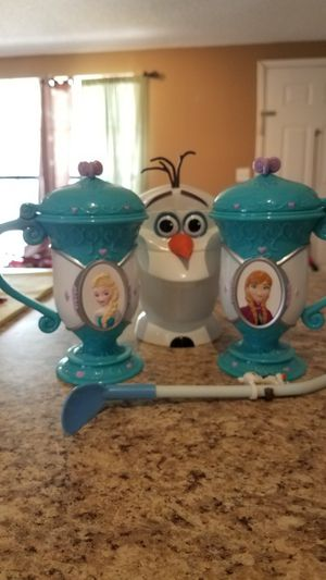 Disney, Frozen ice cream/slushies cups for Sale in New Port Richey, FL