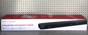 Nebula Soundbar Fire TV for Sale in South Gate, CA